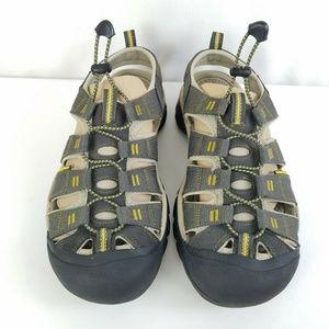 Keen Mens Newport H2 Sandals Size 9 1008399